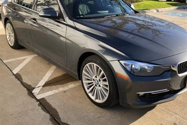 2015 BMW 328i Sedan 4D en Los Angeles