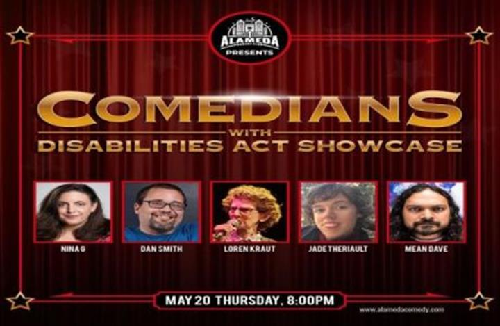 Comedians with Disabilities image 1
