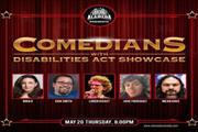 Comedians with Disabilities