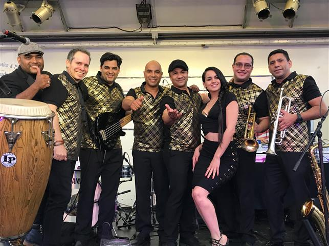 Milanés Brothers Latin Band image 1
