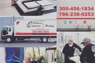Moving and Deliveries in Miami en Miami