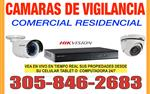 CAMARAS CCTV MIAMI en Miami