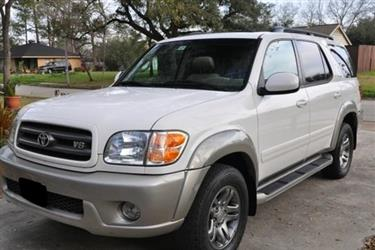 —SUV 2005 Toyota Sequoia SR5— en Los Angeles