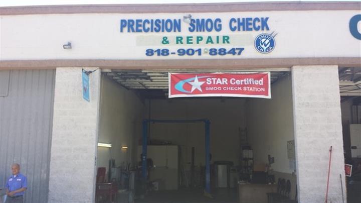 Precision Smog & Repair image 2