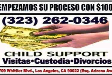 •►MODIFICAMOS TU CHILD SUPPORT en Los Angeles County