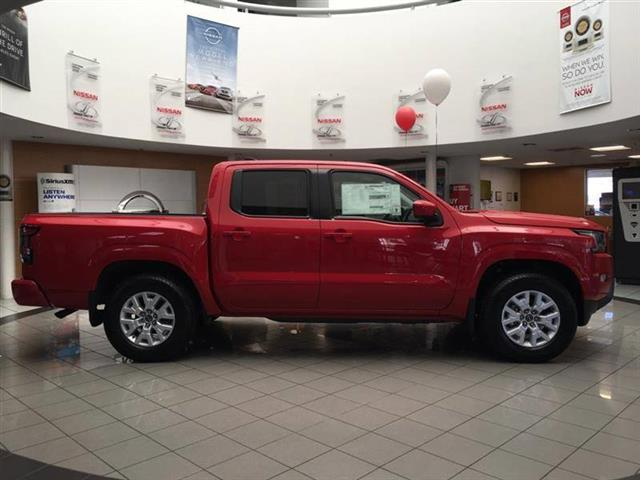 $36985 : 2022 Nissan Frontier SV image 8