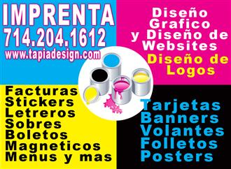 Facturas Invoices 8.5x11 image 2