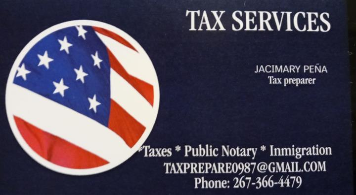 TAX SERVICES image 1