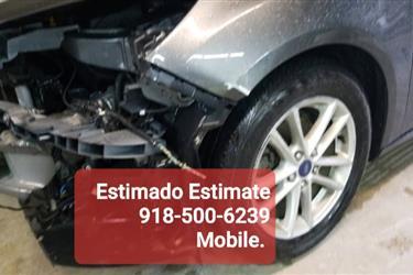 Estimado Collision 91850006239 en San Antonio