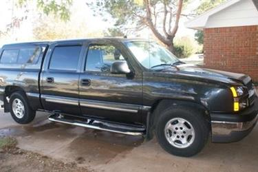 2005 Chevy SILVERADO LS 4DR en Los Angeles