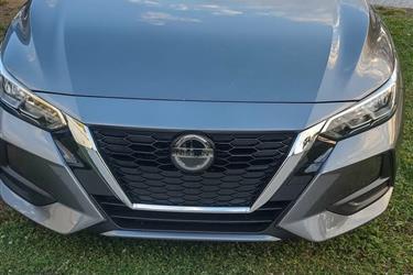 2020 Nissan Sentra SV en Los Angeles