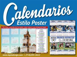Calendarios Modernos image 1