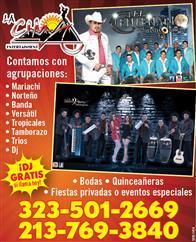 La Cima Entertainment image 1