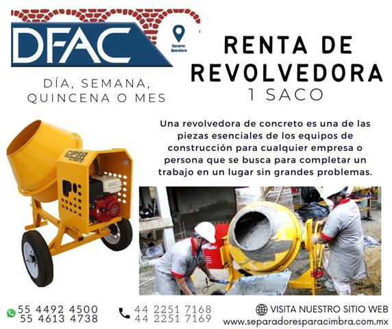 RENTO REVOLVEDORAS DE 1 SACO E image 1