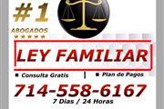 █♦♦♦█ LEY FAMILIAR en Orange County