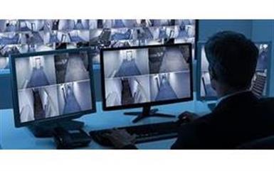 cecurity cameras tv installati image 1