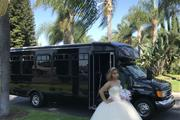 Limo Hummer party bus $99hr thumbnail