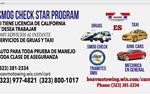 COMPRAMOS AUTOS VANS TROKAS en Los Angeles