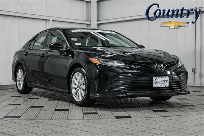 $20999 : 2018 Toyota Camry LE image 1