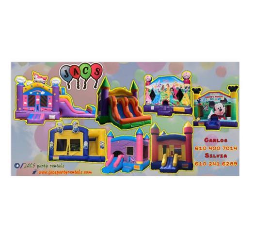 JACS Party Rentals image 1