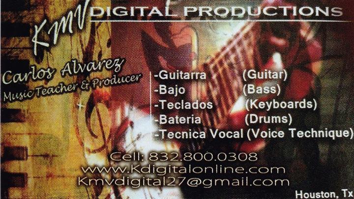 KMV Digital Productions image 2