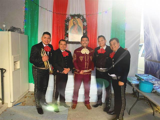 Mariachi Aguila DC Internacion image 2