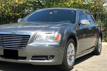 2011 Chrysler 300 LTD en Los Angeles