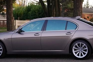 2008 BMW 750Li Sedan en Los Angeles