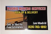 Madrid Moving Services