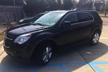 2013 Chevrolet Equinox LT en Los Angeles