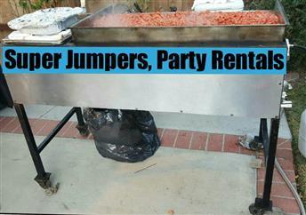 renta de jumpers mesas sillas image 3