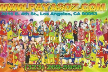 payasoz en Los Angeles
