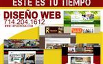 Diseño Web NUEVO en Los Angeles