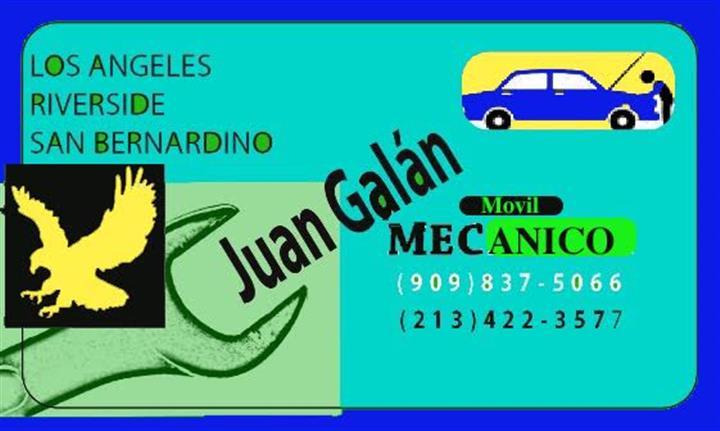 MECANICO A SU CASA - ORANGE CA image 1