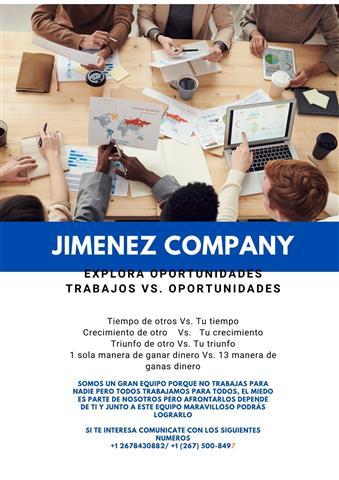 Oportunidad de trabajo image 1