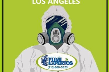 FUMIGACIONES WEST LOS ANGELES en Los Angeles County