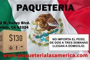 Paqueteria LAS America