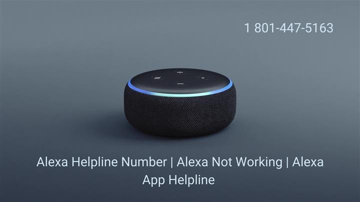Alexa Helpline 1-8014475163 image 1