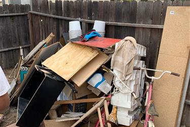 Recogemos basura en Los Angeles