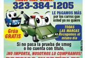 MORE CASH FOR YOU CAR en Los Angeles County