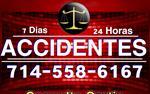 /*\ #1 ACCIDENTES DE AUTO /*\ en Orange County