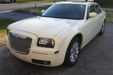 2010 CHRYSLER 300 TOURING en Los Angeles