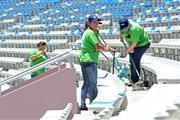 Limpieza de Estadios - MTS en Los Angeles County