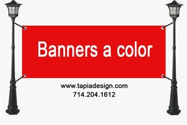 Lonas publicitarias Banners en Seattle
