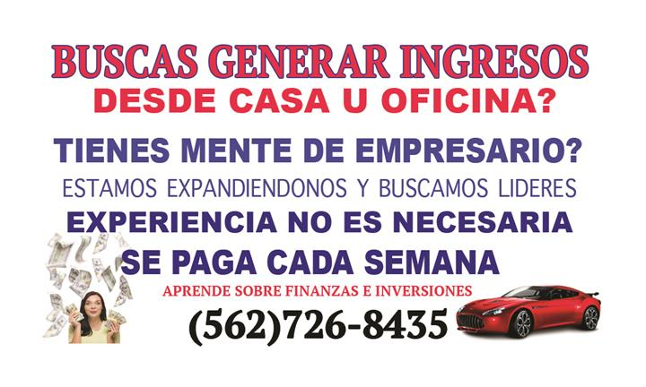 Buscamos personal image 1