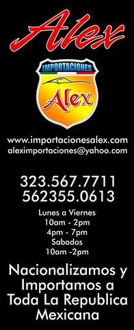 ALEX IMPORTACIONES Y TRASLADOS image 1