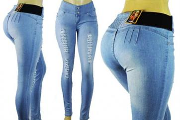 $8185103311 : JEANS COLOMBIANOS $9.99 TX\\\ image 1