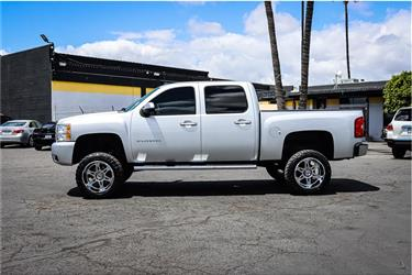 2013 Chevrolet Silverado 1500 en Los Angeles County
