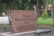 VENDO UN FUNERAL TRADICIONAL EN VISTA MEMORIAL GA