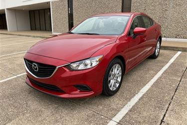 2017 Mazda 6 i Sport Sedan 4D en Los Angeles County